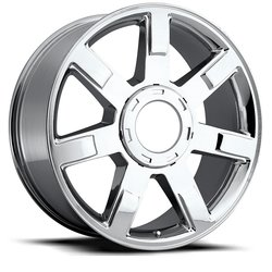 Factory Reproductions Wheels FR 36 Cadillac Escalade - Chrome Rim