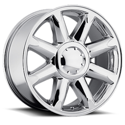 Factory Reproductions Wheels Factory Reproductions Wheels FR 38 Yukon Denali - Chrome - 20x8.5