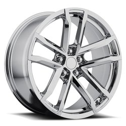 Factory Reproductions Wheels FR 41 Camaro ZL1 - Chrome Rim