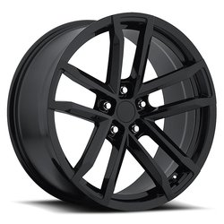 Factory Reproductions Wheels FR 41 Camaro ZL1 - Gloss Black Rim