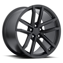 Factory Reproductions Wheels FR 41 Camaro ZL1 - Satin Black Rim