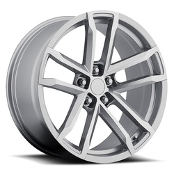 Factory Reproductions Wheels FR 41 Camaro ZL1 - Silver Machine Face Rim