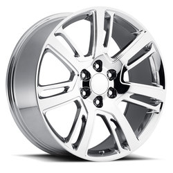 Factory Reproductions Wheels FR 48 Cadillac Escalade - Chrome Rim