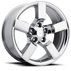 Factory Reproductions Wheels FR 50 Ford Lightning - Chrome Rim