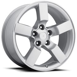 Factory Reproductions Wheels FR 50 Ford Lightning - Silver Rim