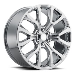 Factory Reproductions Wheels FR52 Ford Expedition - Chrome Rim