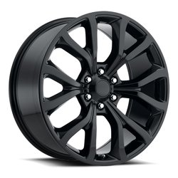 Factory Reproductions Wheels FR52 Ford Expedition - Gloss Black Rim