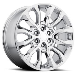 Factory Reproductions Wheels FR 53 Ford Raptor - Chrome Rim