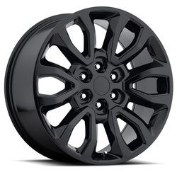 Factory Reproductions Wheels FR 53 Ford Raptor - Gloss Black Rim