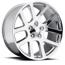 Factory Reproductions Wheels FR 60 Ram SRT10 - Chrome Rim