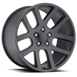 Factory Reproductions Wheels FR 60 Ram SRT10 - Comp Grey Rim
