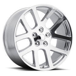 Factory Reproductions Wheels FR 60 Ram SRT10 - Polished Rim
