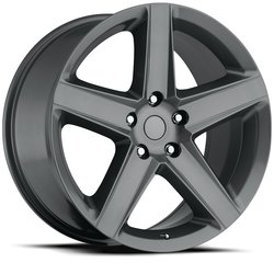 Factory Reproductions Wheels Jeep SRT8 - Comp Grey - 20x10