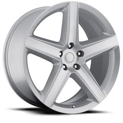 Factory Reproductions Wheels FR 63 Jp SRT8 - Silver Rim
