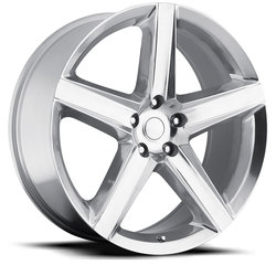 Factory Reproductions Wheels FR 63 Jeep SRT8 - Polish Rim