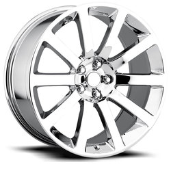Factory Reproductions Wheels FR 65 Chrysler 300c - Chrome Rim