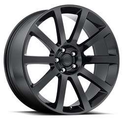 Factory Reproductions Wheels FR 65 Chrysler 300c - Gloss Black Rim