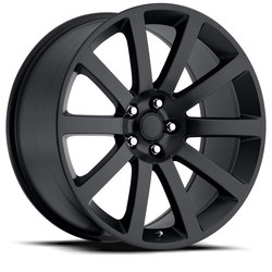 Factory Reproductions Wheels FR 65 Chrysler 300c - Satin Black Rim