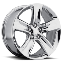 Factory Reproductions Wheels FR 68 Jeep Cherokee - Chrome Rim