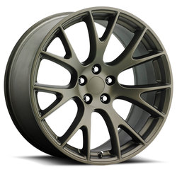 Factory Reproductions Wheels FR 70 Hellcat - Bronze - 22x10