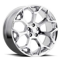 Factory Reproductions Wheels FR 71 Chrysler 300 - Chrome Rim