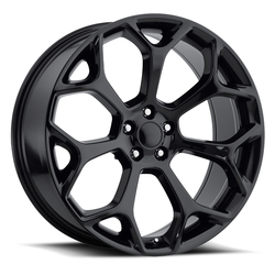 Factory Reproductions Wheels FR 71 Chrysler 300 - Gloss Black Rim