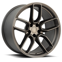 Factory Reproductions Wheels FR 74 Dodge Widebody - Bronze Rim