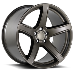 Factory Reproductions Wheels FR 77 Hellcat HC2 - Bronze - 20x9.5