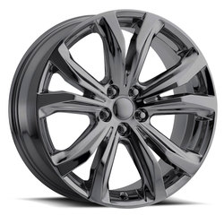 Factory Reproductions Wheels FR 79 Lexus RX - PVD Black Chrome
