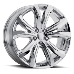Factory Reproductions Wheels FR 79 Lexus RX - PVD Chrome
