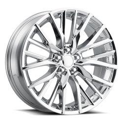 Factory Reproductions Wheels FR 80 Lexus RX FSport - Chrome - 20x8
