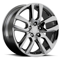 Factory Reproductions Wheels FR 81 Lexus NX - PVD Black Chrome - 18x7.5