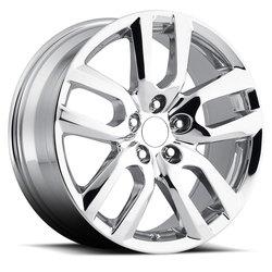 Factory Reproductions Wheels FR 81 Lexus NX - Chrome - 18x7.5