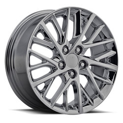 Factory Reproductions Wheels FR 83 Lexus ES - PVD Black Chrome Rim - 17x7