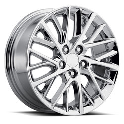 Factory Reproductions Wheels FR 83 Lexus ES - Chrome Rim - 17x7