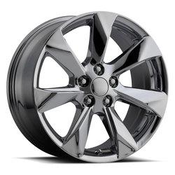 Factory Reproductions Wheels FR 84 Lexus RX - PVD Black Chrome Rim - 18x8