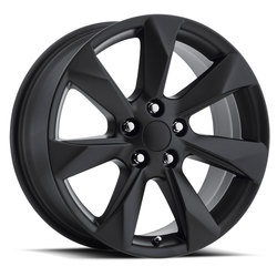 Factory Reproductions Wheels Factory Reproductions Wheels FR 84 Lexus RX - Satin Black - 18x8
