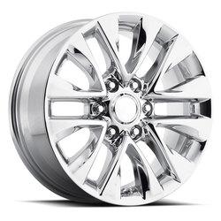 Factory Reproductions Wheels FR 86 Lexus GX - PVD Chrome - 18x7.5