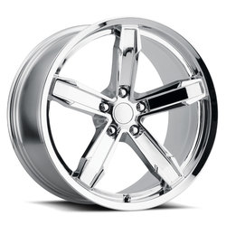 Factory Reproductions Wheels Z10 IROC-Z - Chrome - 20x11