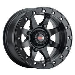 GMZ Race Products Wheels GZ807 Podium - Matte Black Rim - 14x8