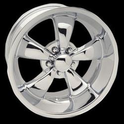 Hot Rod Hanks Wheels RT5 - Chrome Rim
