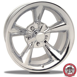 Hot Rod Hanks Wheels TQ - Chrome Rim - 15x5.5