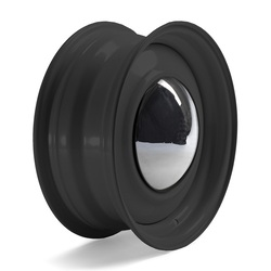 Hot Rod Hanks Wheels Smoothie - Satin Black Rim