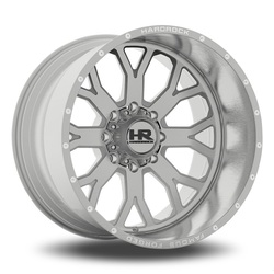 Hardrock Offroad Wheels H801 - Polished Rim