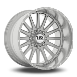 Hardrock Offroad Wheels H802 - Polished Rim