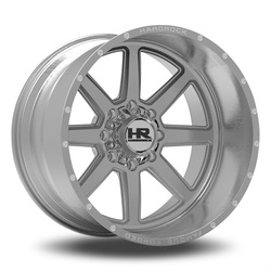 Hardrock Offroad Wheels H803 - Polished Rim