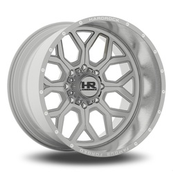 Hardrock Offroad Wheels H804 - Polished Rim