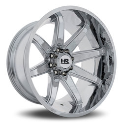 Hardrock Offroad Wheels PainKiller Xposed - Chrome Rim