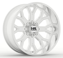 Hardrock Offroad Wheels Slammer Xposed - Chrome Rim