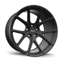 Bravado Wheels Tribute - Matte Black Rim - 18x9